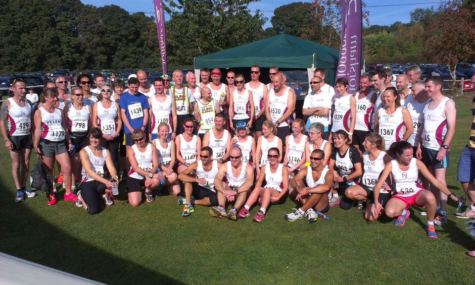 Horsham Joggers News – 11th Oct